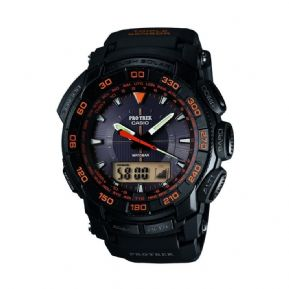 Casio Pro-Trek PRG-550-1A4ER Altimeter Data Memory Solar Powered Watch